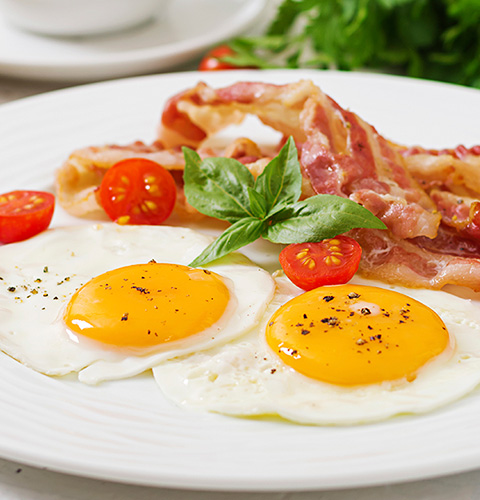 Desayuno Americano Incluido